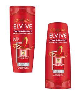 L'Oreal Elvive Colour Protect Shampoo & Conditioner Duo Beauty Over 40 Australia