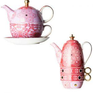 T2 Mother's Day Rose Tea Sets