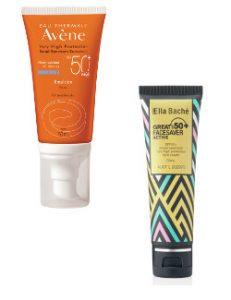 Winter Skin Sunscreen Avene & Ella Bache Beauty Over 40 Australia