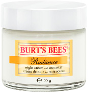 Burt's Bees Radiance Night Cream Beauty fit for Royalty Beauty Over 40 Australia