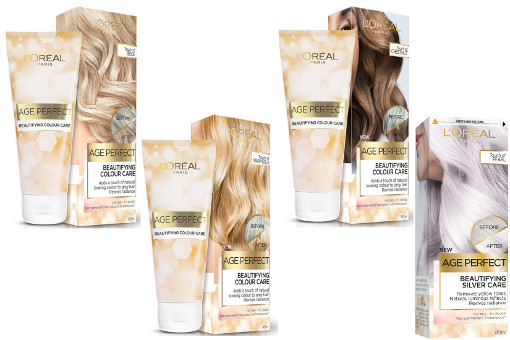 L'Oreal Paris Age Perfect Beautifying Colour Care