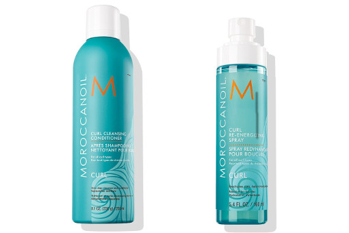 Moroccanoil Curl Hair Products
