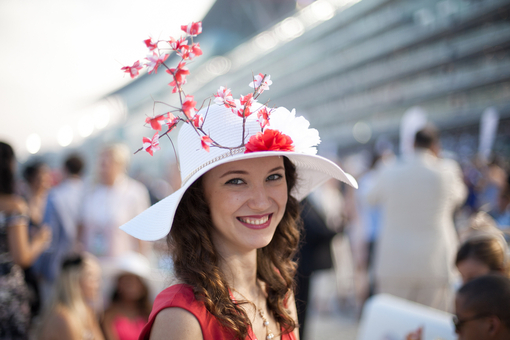 Spring Racing Beauty on a Budget