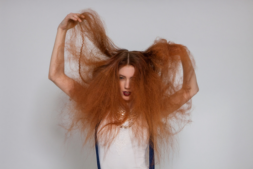 Fighting Frizzy Hair