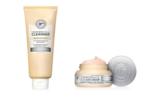 IT Cosmetics Confidence in a Cleanser & Eye Cream