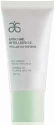 The Best CC Creams Arbonne Intelligence Pollution Defense CC Cream Beauty Over 40