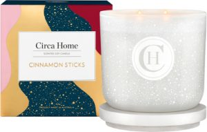 Christmas Home Circa Home Cinnamon Sticks Soy Candle Beauty Over 40