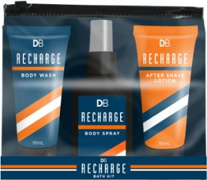 The Best Christmas Gifts for Him Designer Brands Recharge Bath Kit Beauty Over 40