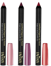 Top 10 Last Minute Christmas Gift Ideas INIKA Organic Vegan Lipstick Crayon Trio Beauty Over 40