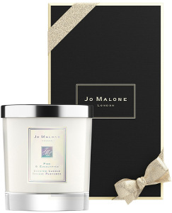 Christmas Home Jo Malone London Festive Pine & Eucalyptus Home Candle Beauty Over 40