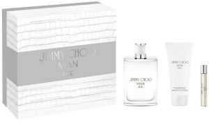 The Best Christmas Gifts for Him Jimmy Choo Man Ice Set Beauty Over 40
