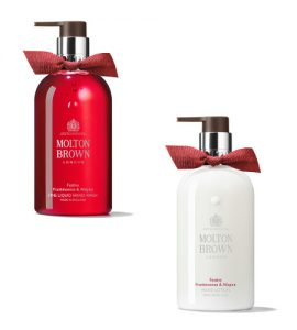 Christmas Home Molton Brown Frankincense & Allspice Hand wash 7 Hand Lotion Beauty Over 40