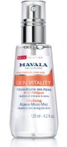 The best Face mists for Summer Mavala Skin Vitality Alpine Micro Mist Beauty Over 40