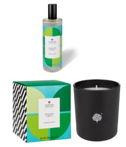 Christmas Home Crabtree & Evelyn Windsor Forest Candle & Room Spray Beauty Over 40