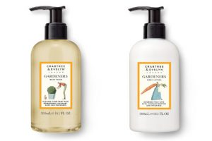 Crabtree & Evelyn Gardeners Body Wash & Body Lotion Beauty Over 40