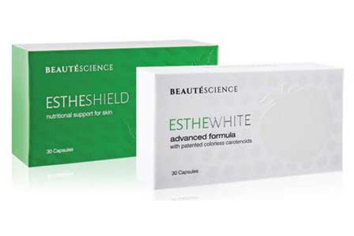 EstheWhite & EstheShield Supplements