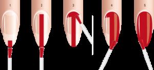 How to apply the perfect coat of Nail Polish Mavala Switzerland & Beauty Over 40