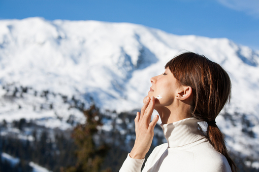 Get Glowing Winter Skin