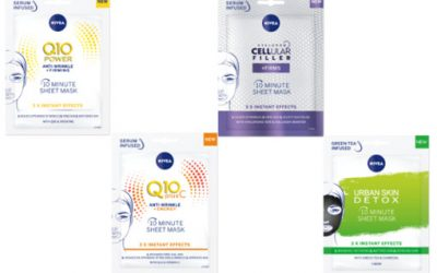 Nivea Sheet Masks