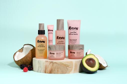 Raww Super Hydrate-ME Superfood Infused Skincare