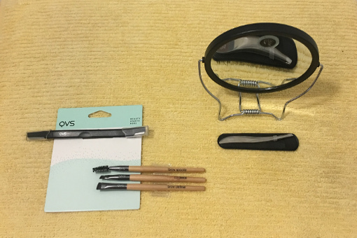 Better Brows at Home with QVS