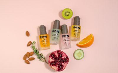 RAWW Cosmetics Serums and Oils