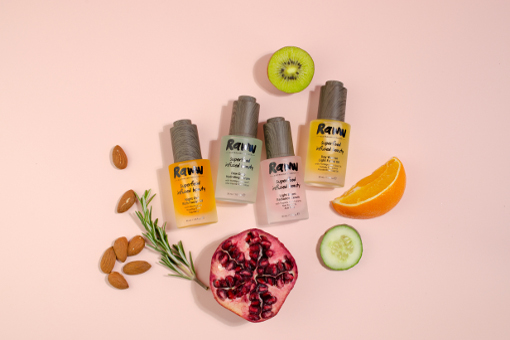 RAWW Cosmetics Serums and Oils