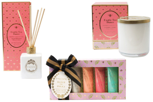 MOR Exotic Tea Dance Gift Collection