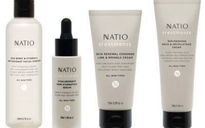 Natio Treatments Skincare Range