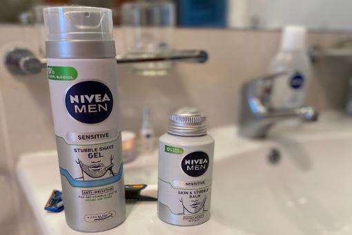 Nivea Men Sensitive Stubble Range