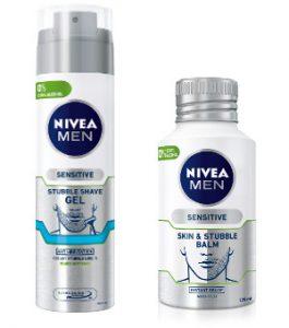 Nivea Men Sensitive Stubble Duo Beauty Over 40