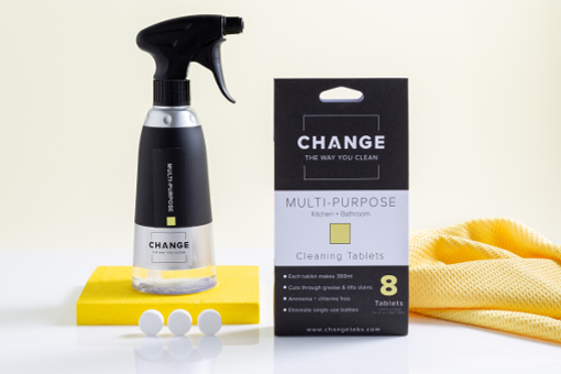CHANGE Cleaning Products
