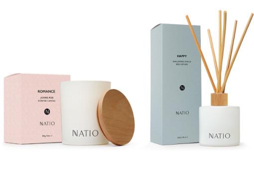 Natio Home Fragrance
