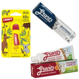 Beauty Supporting Native Animal Conservation Carmex & Grants Beauty Over 40