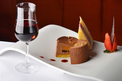 Matching Wines with Desserts