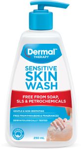 Dermal Therapy Sensitive Skin Wash Beauty Over 40