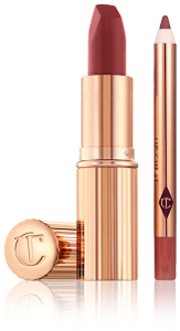 Charlotte Tilbury, Walk of No Shame Lip Kit Beauty Over 40