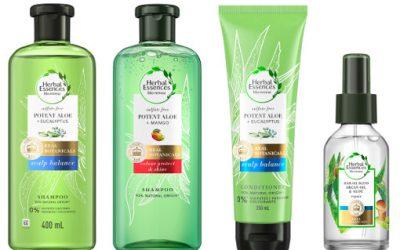 Herbal Essences bio:renew Potent Aloe Collection