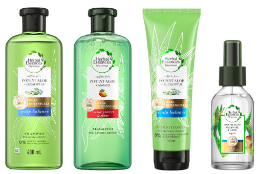 Herbal Essences bio:renew Potent Aloe Collection