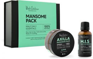 Black Chicken remedies Mansome Pack Beauty Over 40