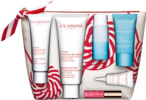 Clarins Weekend Essentials Set Beauty Over 40