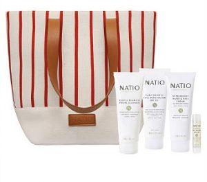 Natio Paperbark Gift Set Beauty Over 40