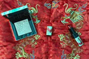 Bobbi Brown Chinese New Year 2021 Highlighter and Lipstick Beauty Over 40