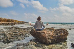 Meditating girl Dimitris Vetsikas Pixabay Beauty Over 40