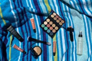 Natio Shimmerins Seas Sapphire Coast Makeup Collection Beauty Over 40