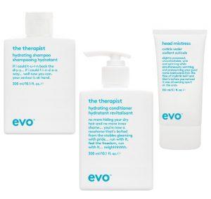 Evo Therapist and Head Mistress Trio Beauty Over 40