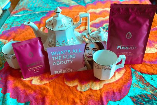 Fusspot Collagen Beauty Teas
