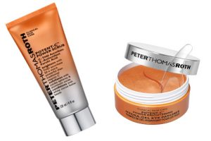 Peter Thomas Roth Potent C Power Scrub and Eye Patches Beauty Over 40