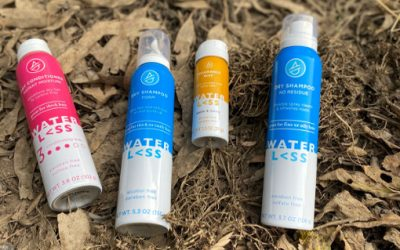 Waterless Hair Care