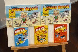Maxi's Beach Rescue Beauty Over 40